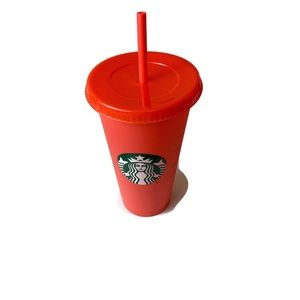 Starbucks Kitchen - COLOR CHANGING CUPS (5) PACK & (1) Confett…